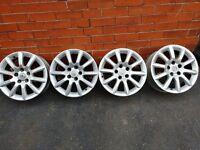 """Vauxhall Astra 16"""" alloy wheels"""