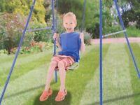 Brand new. Garden swing