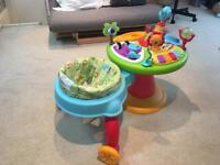 Baby Walker / Game Table