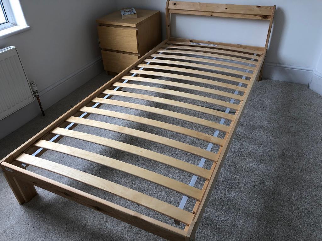 Ikea Neiden Single Bed In Sheffield South Yorkshire