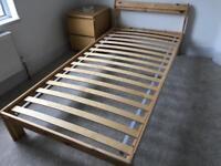 Ikea Neiden Single Bed