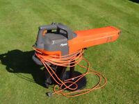 Garden Blower / Vacuum Flymo. Electric Corded