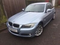 2008 58 BMW 320d SE Automatic Heated Leather Seats Parking Sensors Cruise Diesel ( not M Sport )
