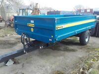 6 ton trailer