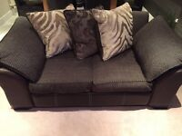 2 X 2 SETTEE'S 18 MONTHS OLD AND IN GOOD CONDITION. CAN DELIVER LOCALLY