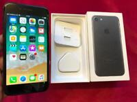 I phone 7 128 gb unlocked any sim touch id no working other all works fine