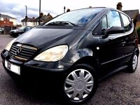 MERCEDES BENZ A160, 79000 MILES ONLY, PART EXCHANGE WELCOME