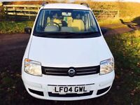 Fiat Panda 1.2, LOW MILEAGE, 12 MONTHS M.O.T, CHEAP INSURANCE, NEW TYRES, SERVICE HISTORY!!