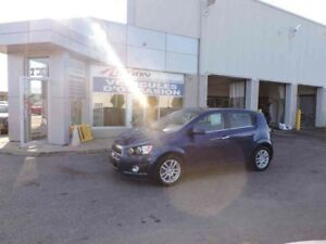 2014 CHEVROLET SONIC 5 LT LT,AUTO,AIR,BLUETOOTH