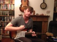 Norwich based Guitar and Bass tutor