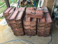 Free to collect roof tiles