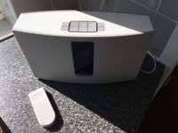 Bose SoundTouch 20 Series III Wireless Music System - White Like New