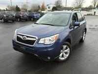 2014 Subaru Forester 2.5 Commodité