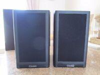 Mission speakers 2 sets