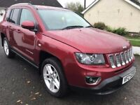 2015 Jeep Compass Ltd Auto 4X4 **Only 11k Miles**Cards Accepted**