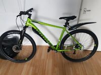 Cannondale 2018 trail mountain bike