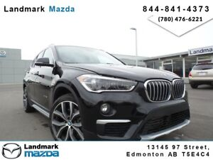 2016 BMW X1 TECH PACKAGE X-DRIVE LOW KMS