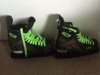 Reebok 1k NHL ice skates. UK size 6.5