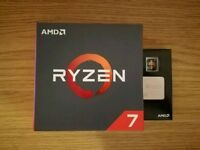 AMD 1800X BRAND NEW OPEN BOX