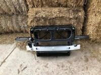 BMW X3 F25 FRONT PANNEL AND CROSS MEMBER