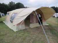RACLET SAFARI GL 2016 trailer tent
