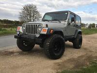 2000 Jeep Wrangler TJ 4.0 Sport Hard top