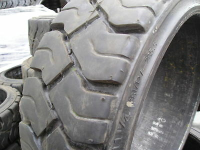 Used 15x5x11-14 Tires Solid Forklift Mitsubishi Caterpillar 15x5x11.25 15511