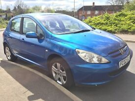 Peugeot 307 diesel starts & drives very well