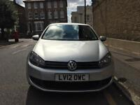VW GOLF 2012 AUTO **29K MILEAGE** 1 OWNER 5DR