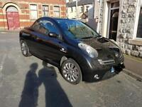 Nissan micra convertible for swap