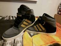 mens size 13 adidas high tops