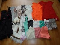 Girls clothes age 11-12