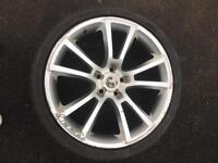 Vauxhall 19inch vxr alloy 5x110 Ronal style