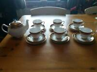 Lots of vintage tea set .All £15 each and the tea pots are £6 each