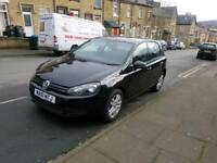 Vw golf mk6 1.6 tdi damaged