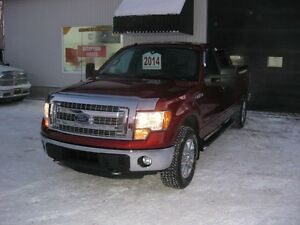 2014 Ford F-150 XLT   XTR   4X4   SUPERCREW TOWING