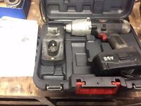 "Sealey CP2450 Cordless Impact Wrench Gun 1/2"" SQ Drive 24V"