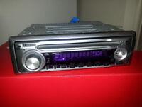 KENWOOD KDC-W410 CD/MP3/WMA SILVER