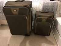 Large + Small Suitcase £30 for both