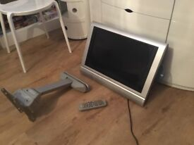 19' TV with built in DVD player