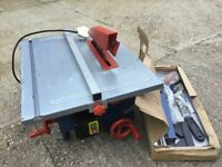 Electric Table Saw Bench