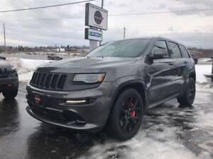 2016 Jeep Grand Cherokee ONE OWNER SRT 'NIGHT EDITION' 4WD