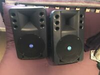 Pair of active speakers, Art 300a