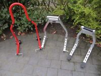 *Paddock Stands* (Price for all three £55)