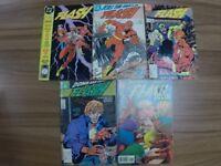 Flash DC Comics x five