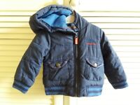 Baby Clothes Hooded Coat Nearly New 12-18 months Children's Clothes