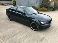 Bmw 330d 2002 only 118000miles