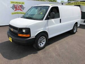 2012 Chevrolet Express Cargo, Divider, Traction Control