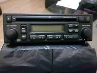 Honda CD radio player