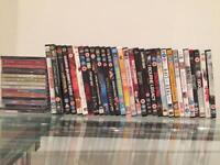Lots of movies and Music